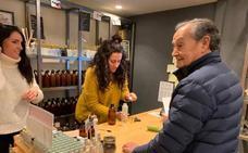 Vuelve a Bilbao la venta de perfumes a granel