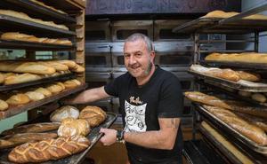 Juanma Oribe: «Queremos un pan como el que se hacía siglos atrás»