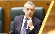 Urkullu reprocha a Sánchez el adelanto electoral