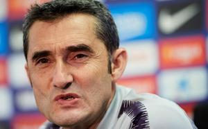 Valverde: «La sintonía con el club era buena y todo ha sido natural»