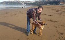 El PP propone habilitar parte de Ereaga como playa para perros en el verano