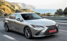 Lexus ES 300 híbrido, vale lo que cuesta
