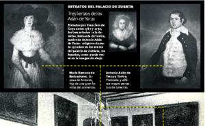 El Museo de Bellas Artes calcula que terminará la restauración de los tres retratos de Goya en abril