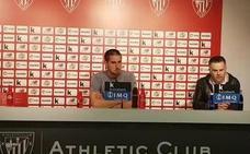 Solabarrieta: «Los jugadores son conscientes de dónde queremos estar»