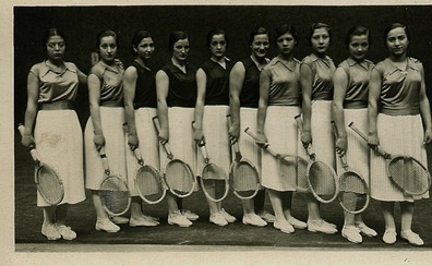 «Las raquetistas fueron las primeras deportistas profesionales»