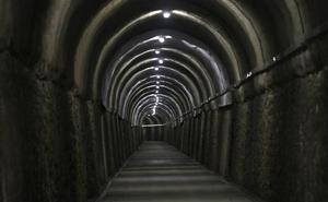 Vasco-Navarro trenaren bide berdeko tuneletan artelanak egingo dituzte