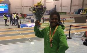 Tessy Ebosele logra un bronce histórico en triple salto