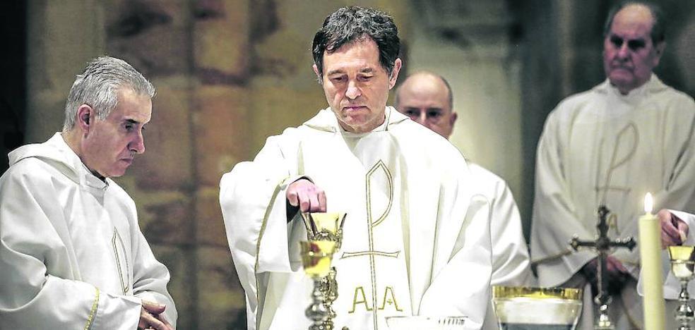 Joseba Segura, un obispo de la cantera
