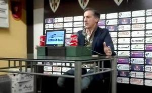 «El equipo necesitaba volver a tener esa confianza», reconoce Larrazabal