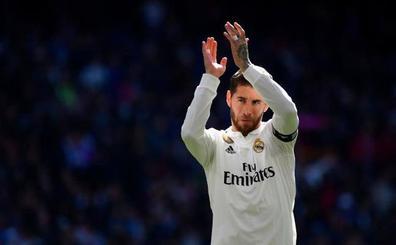 Sergio Ramos, un jugador de récord... de expulsiones