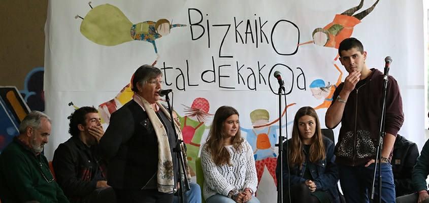 Eskualdeko hiru taldek hartuko dute parte Bizkaiko Taldekako Txapelketetan