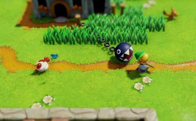 Link's Awakening o la leyenda de Zelda más transgresora