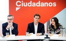 Ciudadanos descarta pactos con el PSOE tras el 28-A y allana el camino al acuerdo con PP y Vox