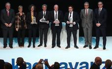 Petronor, Manuel Iraolagoitia, Addilan y Evolo, ganadores de los Premios Euskadi Avanza