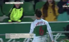 Los cinco mejores goles de la jornada 26 de Segunda