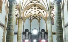 Apoyo para el órgano de San Andrés