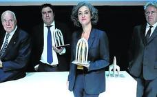Los cuatro ganadores de los Premios Euskadi Avanza 2019
