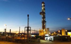 La producción española de petróleo cae a mínimos históricos