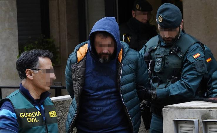 Detenciones en Amorebieta y Otxarkoaga por el crimen de Javier Ardines