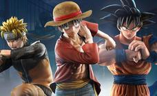 Jump Force: Goku y Naruto se ven las caras