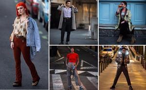 Looks auténticos y con mucho 'flow' en Bilbao La Vieja
