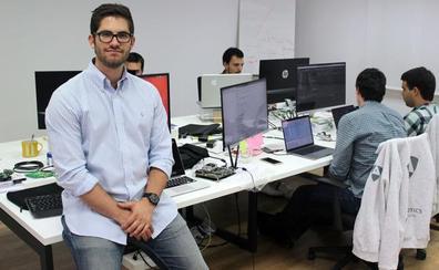 El vitoriano David Mayoral, entre los jóvenes empresarios más influyentes de Europa