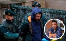 Un familiar del concejal Javier Ardines que vive en Amorebieta encargó su crimen «por celos»