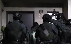 El espectacular operativo de la Guardia Civil en Amorebieta
