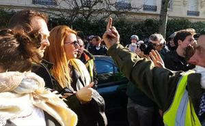 El discurso del odio y la violencia desborda al movimiento de los 'chalecos amarillos'