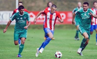 Máxima igualdad entre Arenas y Sporting B
