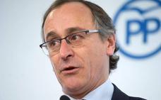 Alonso recomienda a Casado «hablar y comportarse» como un presidente de Gobierno