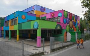 Educación refuerza la seguridad de la escuela pública de Lekeitio