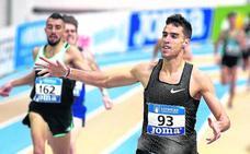 Jesús Gómez, campeón de España cuatro años después de tomarse en serio el atletismo