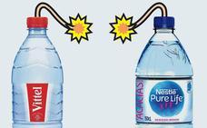 La guerra del agua mineral