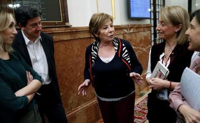 Villalobos descarta volver a convocar el Pacto de Toledo