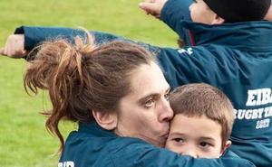 Cristina Guntín, la mujer que ha hecho historia con el AVIA Eibar femenino