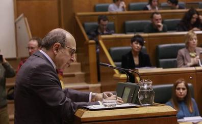 Darpón se plantea dimitir si el Parlamento vasco reprueba su gestión de la investigación de la OPE