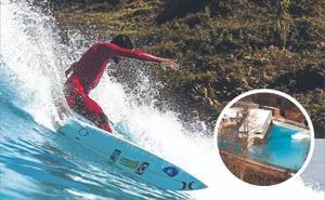 Dos empresas vascas construirán lagunas y olas para el surf por todo el mundo