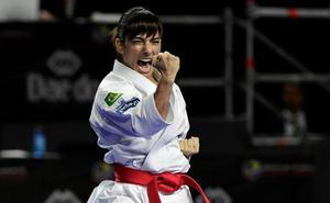 Sandra Sánchez, karateca, campeona del mundo y solidaria