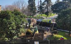 Santurtzi destina 100.000 euros para mejorar el patrimonio histórico de la zona peatonal