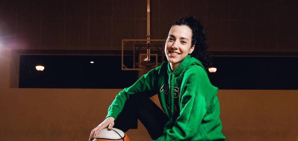 «Heredé de mis padres el amor al baloncesto»