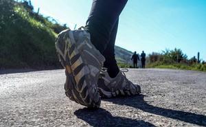 Zapatillas que vigilan el peso