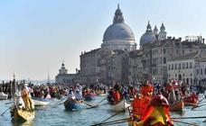 Venecia ya está de Carnaval