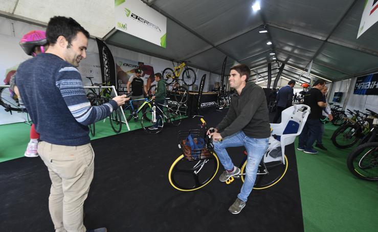 San Mamés y El Arenal se convierten en un concesionario ecológico