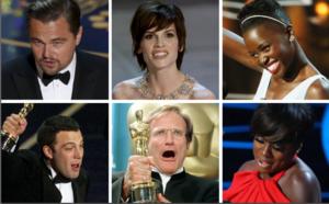 Suicidios, cementerios, racismo y amor: los mejores discursos en la historia de los Oscar