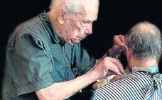 El peluquero de los 108 años