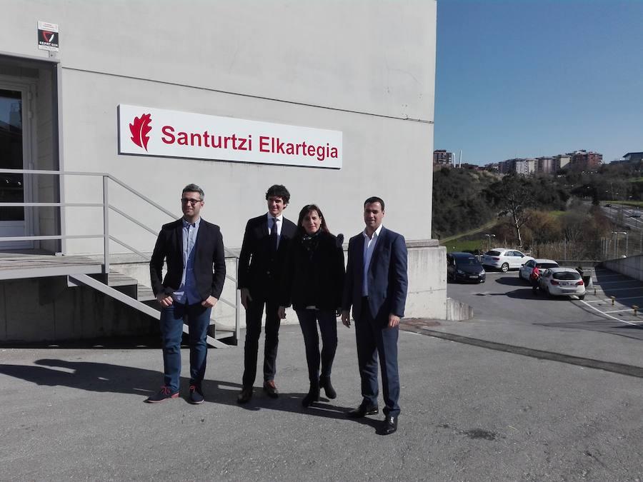 El elkartegi de Santurtzi da el pistoletazo de salida con una empresa
