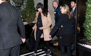 La 'baby shower' de medio millón de euros de Megan Markle