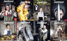 Los cocineros de Jantour