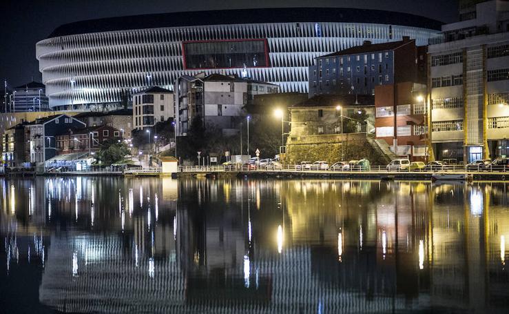 Bilbao en sus reflejos